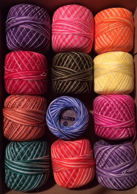 Crochet Thread Size 30 Beautiful Omega Cotton Crochet Thread assortment Size 10 20 or 30 Of Awesome 45 Photos Crochet Thread Size 30