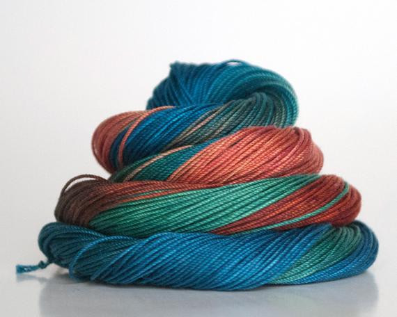 Crochet Thread Size 30 New Size 30 Hand Dyed Tatting Thread Crochet Cotton From Of Awesome 45 Photos Crochet Thread Size 30
