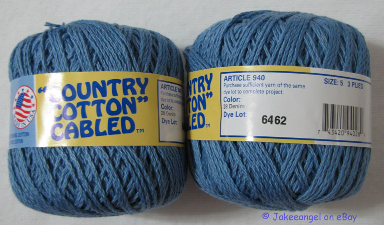 Crochet Thread Size 5 Awesome Americas Best Country Cotton Cabled Size 5 3 Ply Yarn Of Great 43 Ideas Crochet Thread Size 5