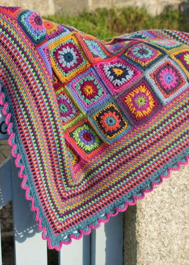 Crochet Throw Blanket Awesome 38 Gorgeous Crochet Blanket Patterns & Ideas Of Great 44 Pics Crochet Throw Blanket