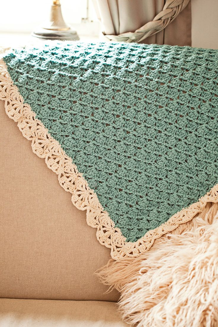 Crochet Throws Patterns Awesome Seashell Blanket Crochet Pattern by Mon Petit Violon Of Wonderful 44 Images Crochet Throws Patterns