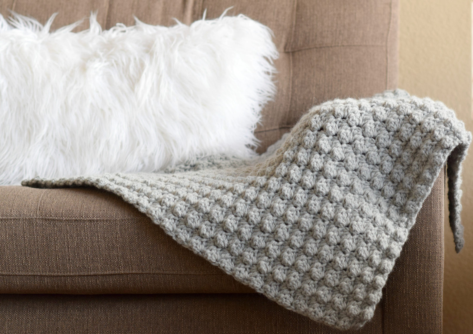 Crochet Throws Patterns Elegant Simple Crocheted Blanket Go to Pattern – Mama In A Stitch Of Wonderful 44 Images Crochet Throws Patterns