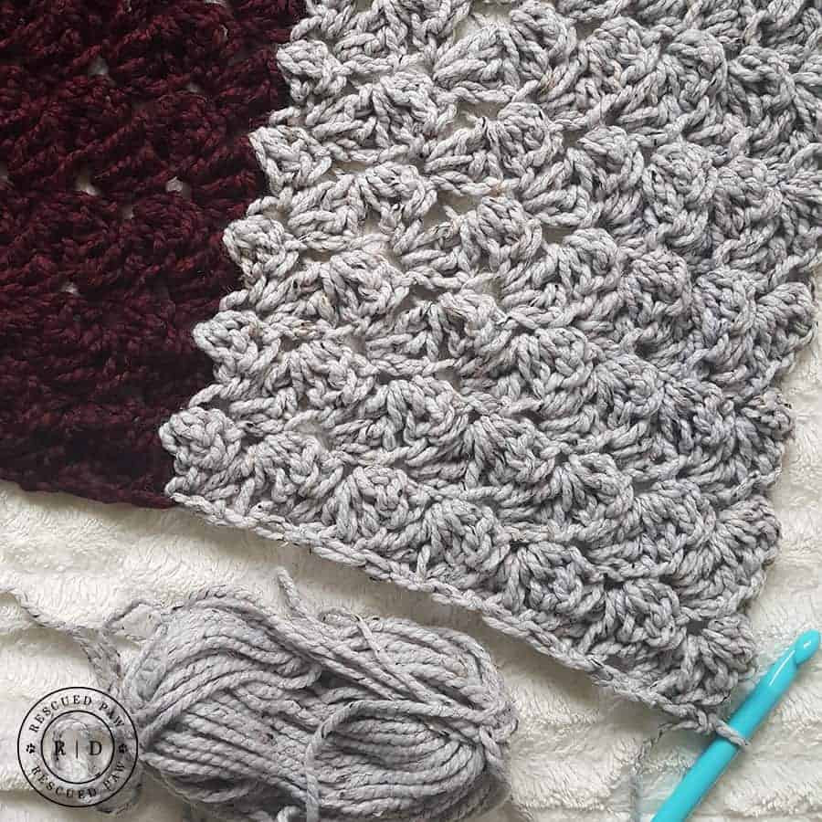 Crochet Throws Patterns Unique Charlotte Crochet Blanket ⋆ Rescued Paw Designs Crochet Of Wonderful 44 Images Crochet Throws Patterns