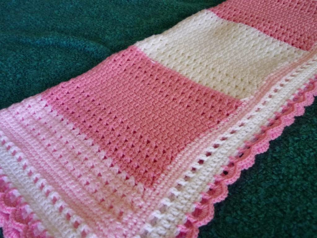 Crochet Throws Patterns Unique Quick and Easy Crochet Baby Afghan Pattern Dancox for Of Wonderful 44 Images Crochet Throws Patterns