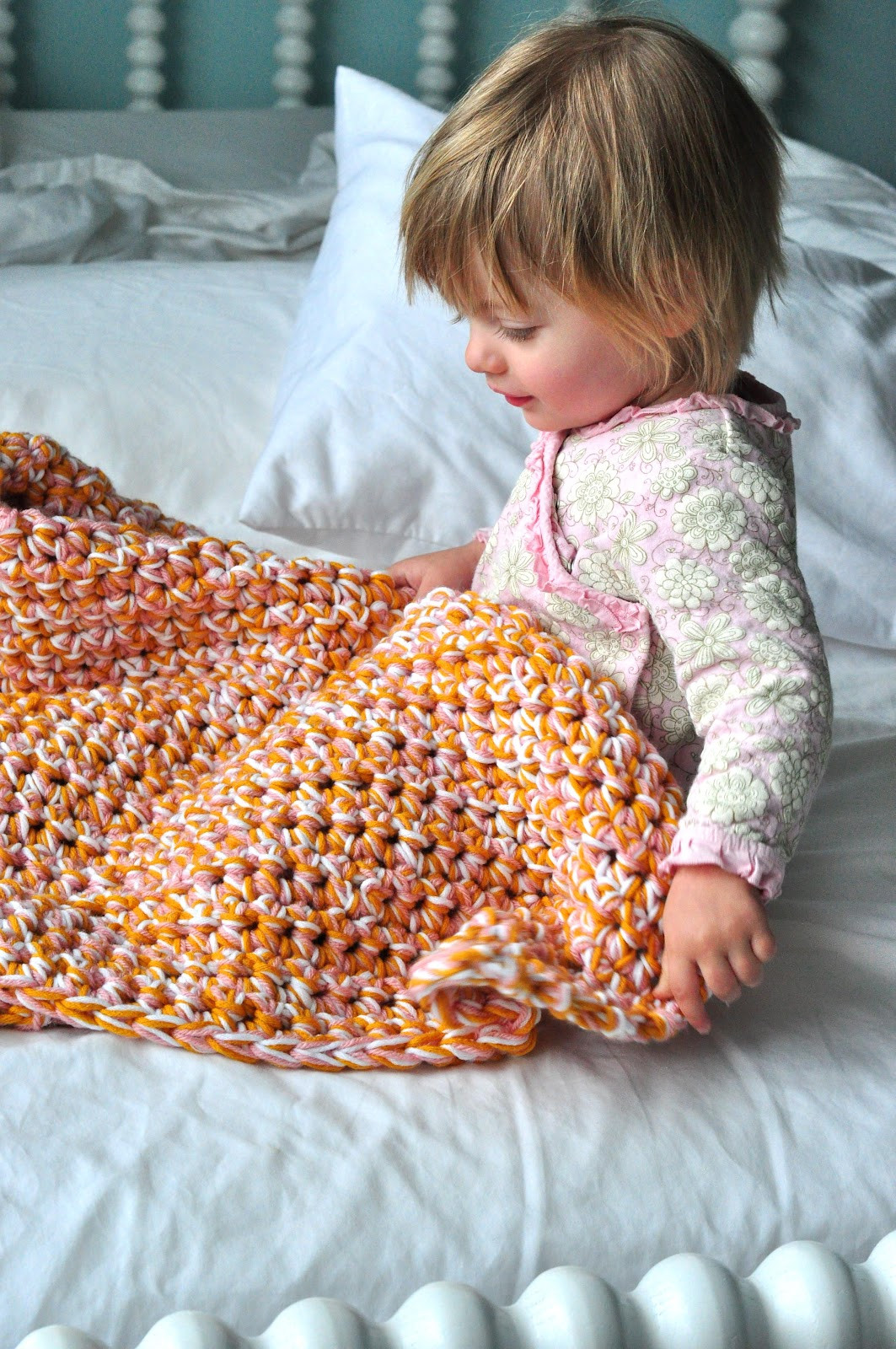Crochet toddler Blanket Lovely Aesthetic Nest Hoh In Crochet Easy Baby Afghan Tutorial Of Amazing 41 Ideas Crochet toddler Blanket
