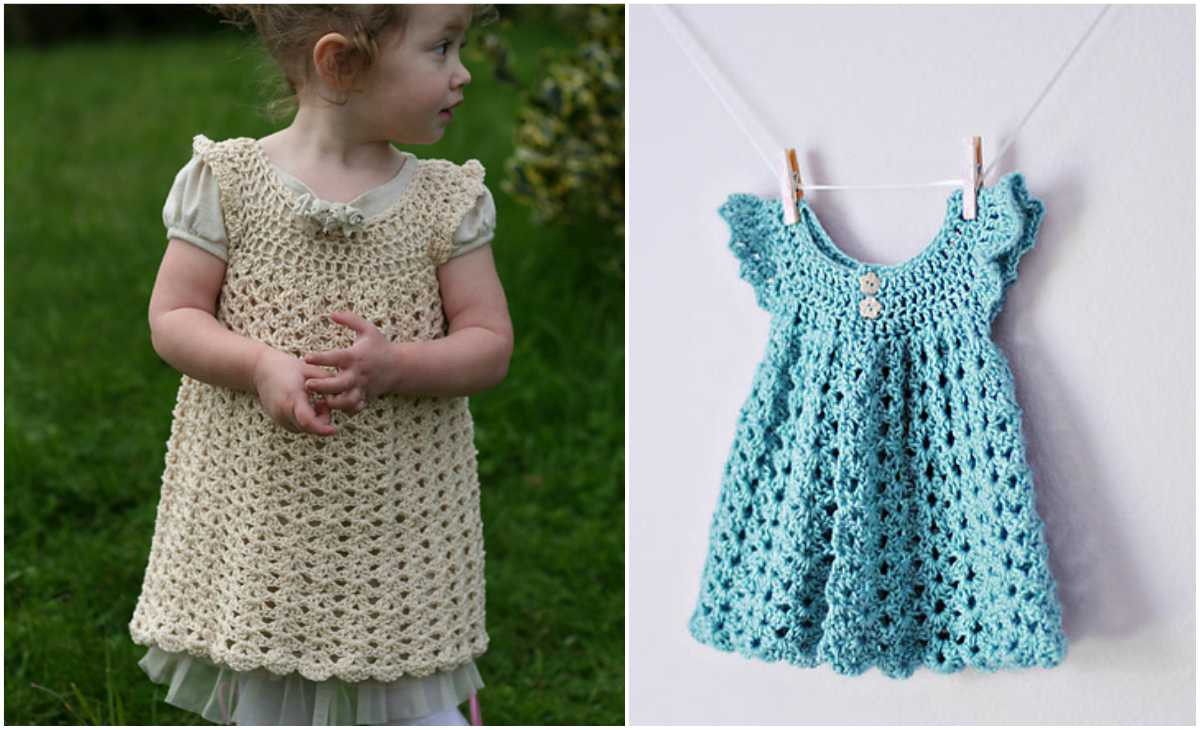 Crochet toddler Dresses Awesome Crochet Child Dress Free Pattern Dancox for Of Amazing 50 Images Crochet toddler Dresses