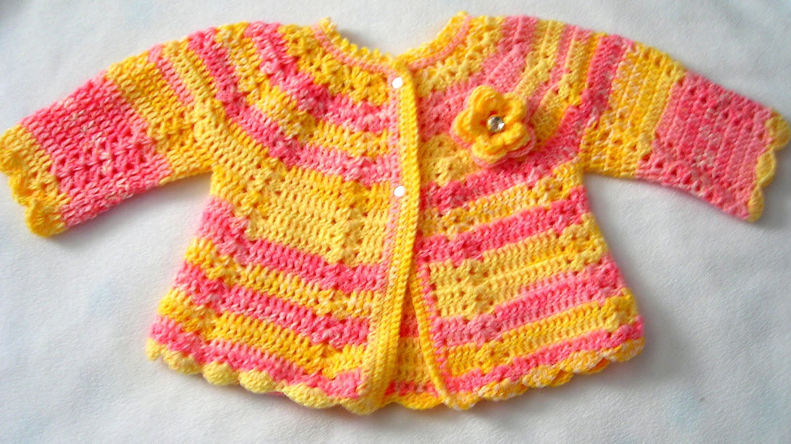 Crochet toddler Sweater Beautiful Crafts and Crocheting Crocheted Baby Sweaters Of Lovely 50 Photos Crochet toddler Sweater