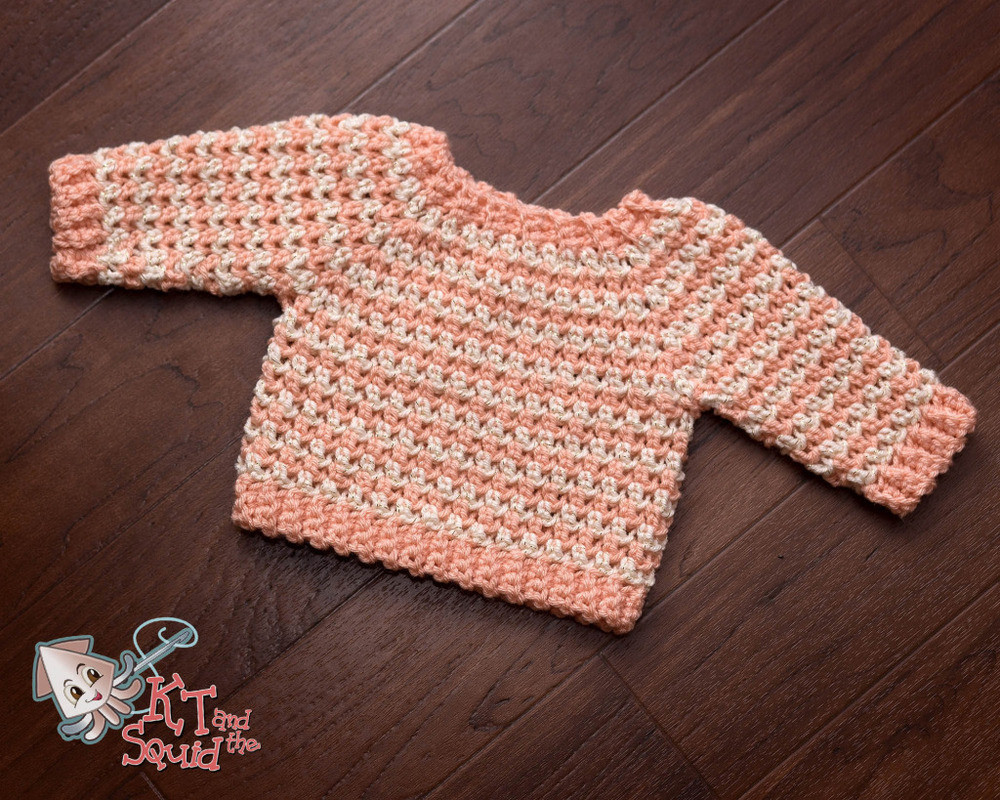 Crochet toddler Sweaters Lovely Striped Newborn Crochet Sweater Pattern Of Attractive 46 Pictures Crochet toddler Sweaters