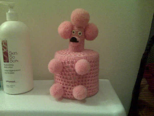 Crochet toilet Paper Cover New to Da Loos Jonathan Adler Designs Spare toilet Paper Roll Of Attractive 46 Pictures Crochet toilet Paper Cover