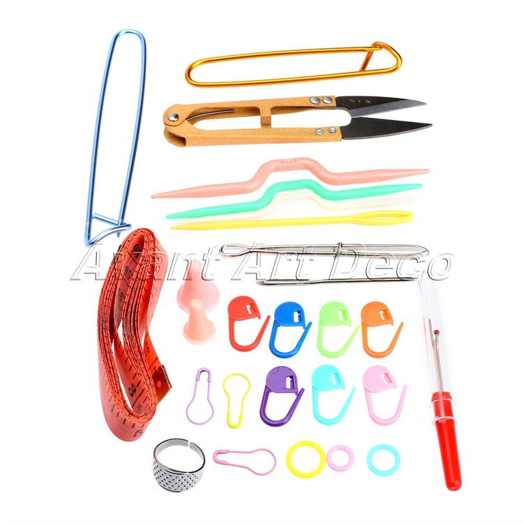 Crochet tools and Supplies Luxury Kit Yarn Hook Stitch Accessories Supplies In Box Craft Of New 50 Ideas Crochet tools and Supplies