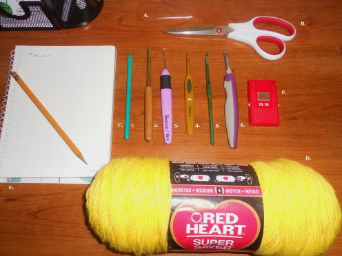 Crochet tools and Supplies Luxury tools for Crocheting – Ly New Crochet Patterns Of New 50 Ideas Crochet tools and Supplies