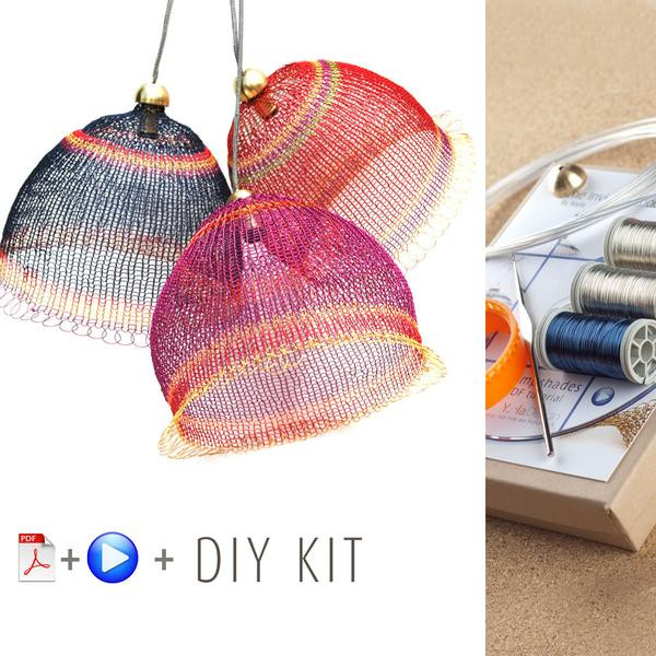 Crochet tools and Supplies Luxury Wire Crochet Lampshades Kit Video Tutorial Supply and Of New 50 Ideas Crochet tools and Supplies