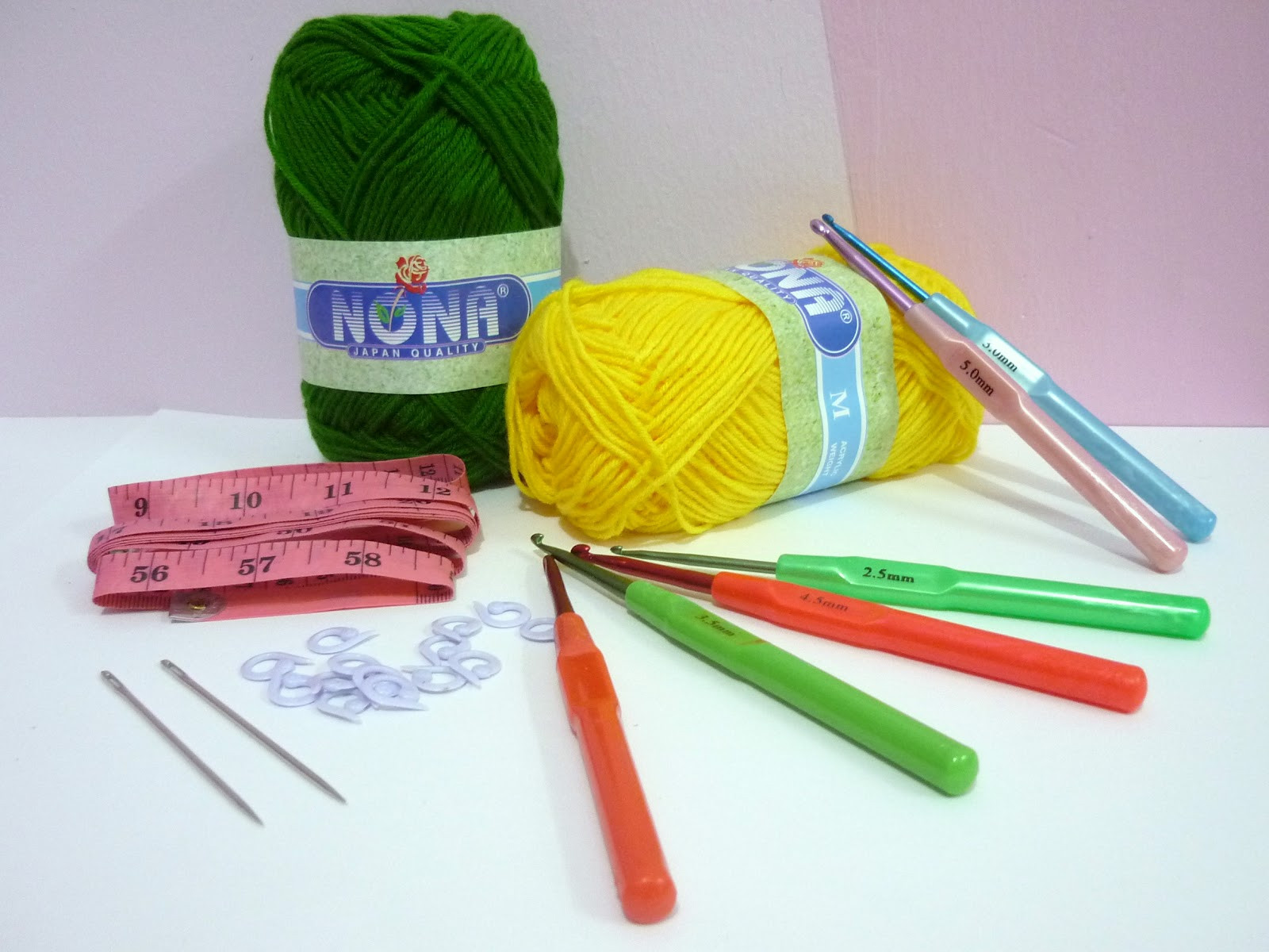 Crochet tools Fresh Fun Crochet tools 5 In 1 Crochet Kit Of Contemporary 49 Images Crochet tools