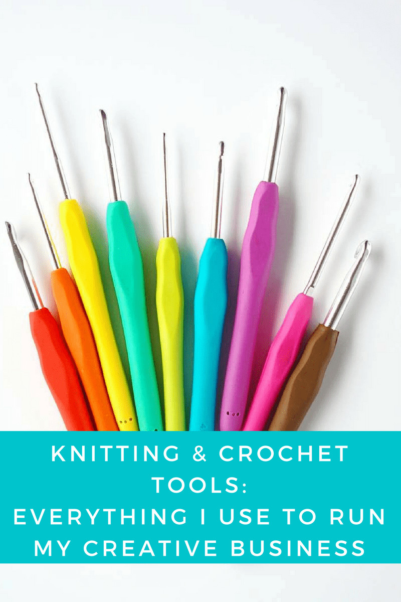 Crochet tools Fresh tools Everything I Use for Knitting & Crochet Of Contemporary 49 Images Crochet tools