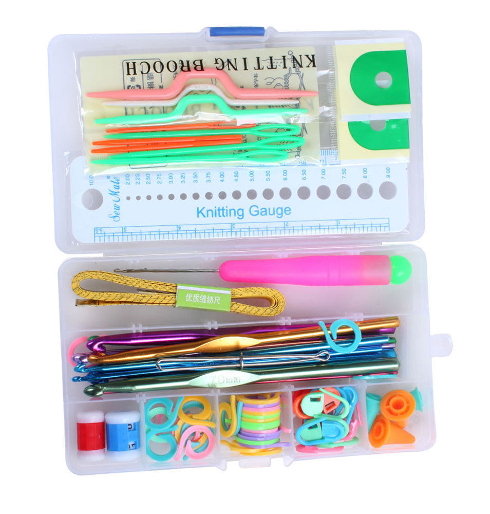 Crochet tools Inspirational Knitting tool Knit Set Crochet Needle Hook Accessories Of Contemporary 49 Images Crochet tools