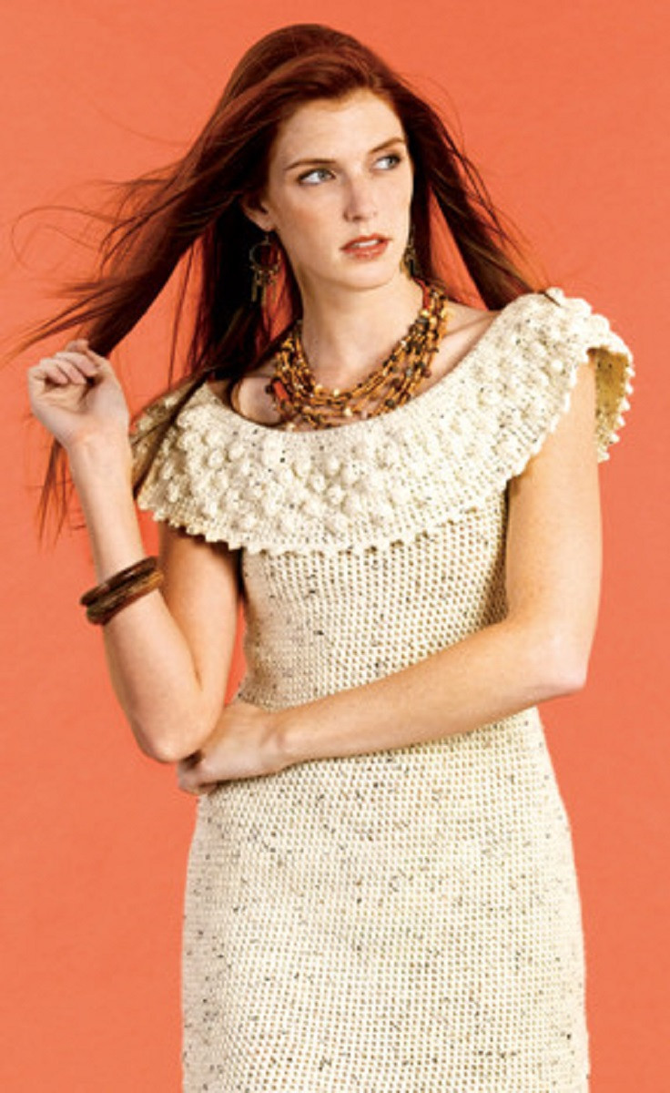 Crochet top Dress New top 10 Free Patterns for Crochet Summer Clothes top Inspired Of Incredible 41 Models Crochet top Dress
