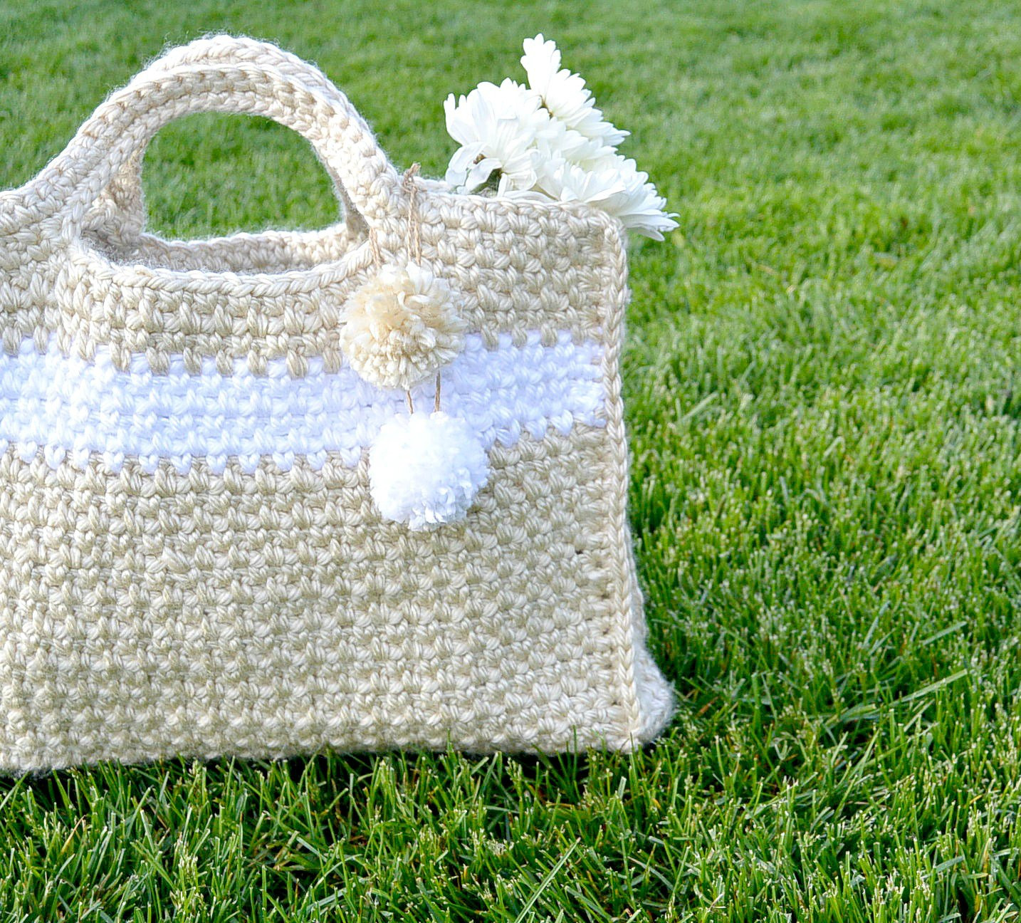 Crochet tote Bag Beautiful Big Easy and Stylish Crochet Bag Pattern – Mama In A Stitch Of Incredible 48 Pics Crochet tote Bag