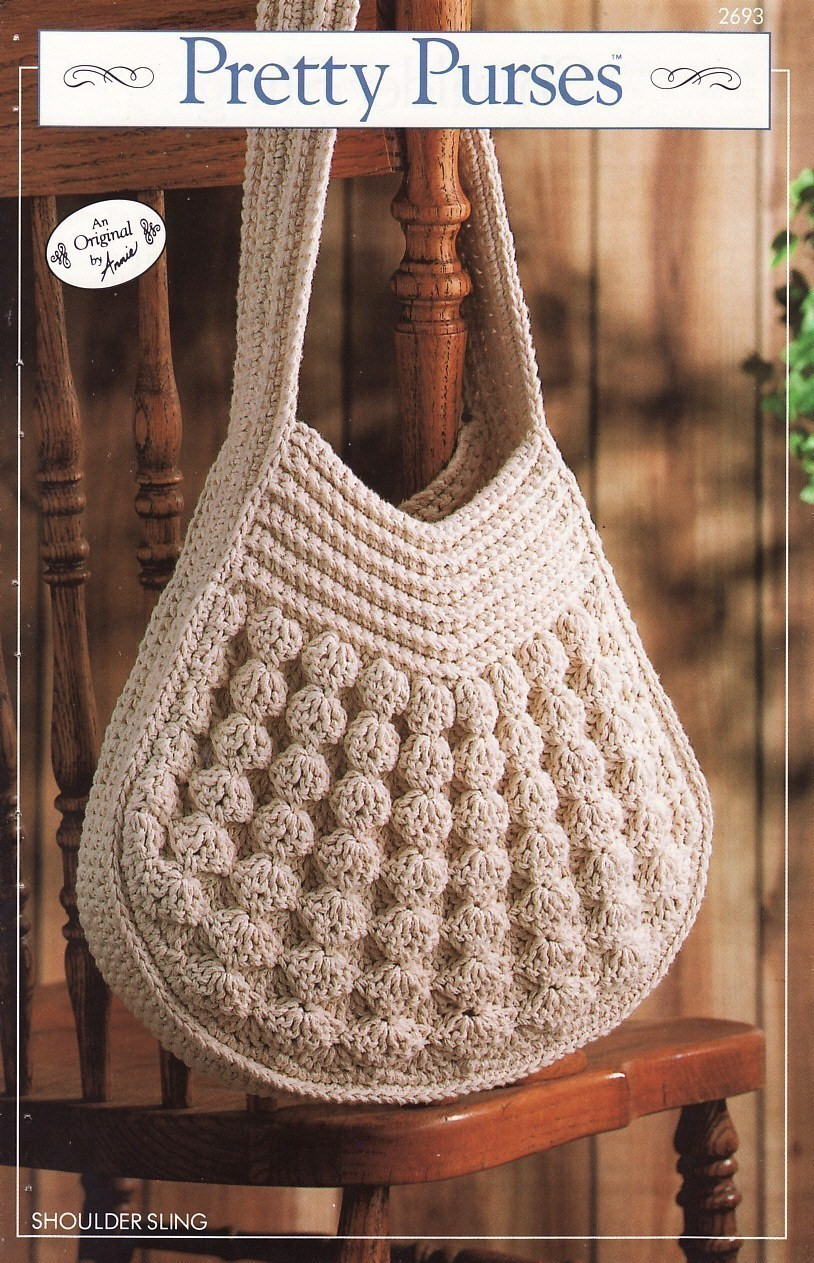 Crochet tote Bag Luxury Shoulder Sling Purse Crochet Pattern Bag Annies Pretty Of Incredible 48 Pics Crochet tote Bag