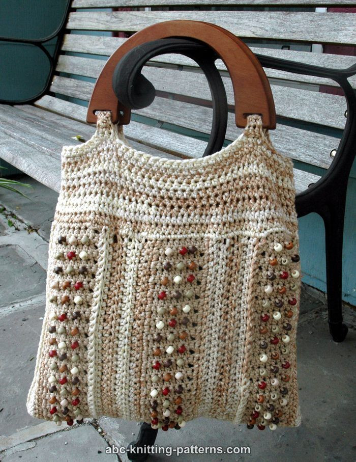 Crochet tote Bag New Abc Knitting Patterns Birds and Beads Summer tote Of Incredible 48 Pics Crochet tote Bag