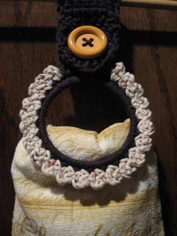 Crochet towel Ring Best Of 105 Best Images About Stuff I Want to Make On Pinterest Of Gorgeous 46 Photos Crochet towel Ring