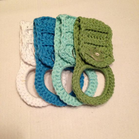 Crochet towel Ring Elegant Items Similar to Crochet towel Ring towel Holder White Of Gorgeous 46 Photos Crochet towel Ring