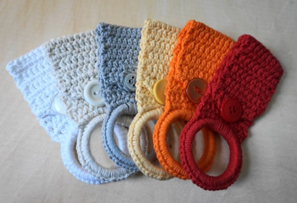 Crochet towel Ring Luxury Crochet towel Holder Rings Of Gorgeous 46 Photos Crochet towel Ring