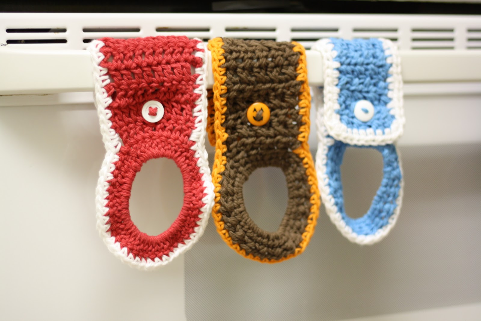 Crochet towel Ring Luxury Tales Of A Crafty Mommy Crochet towel Holder Ring Tutorial Of Gorgeous 46 Photos Crochet towel Ring