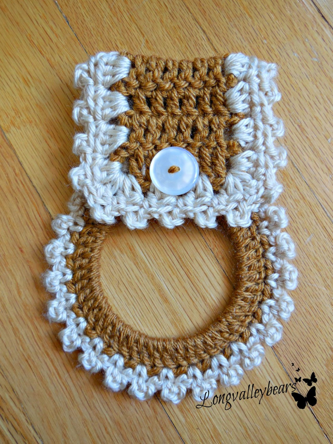 Crochet towel Ring Unique Hand Crochet towel Holder Kitchen towel Holder Ready to Ship Of Gorgeous 46 Photos Crochet towel Ring