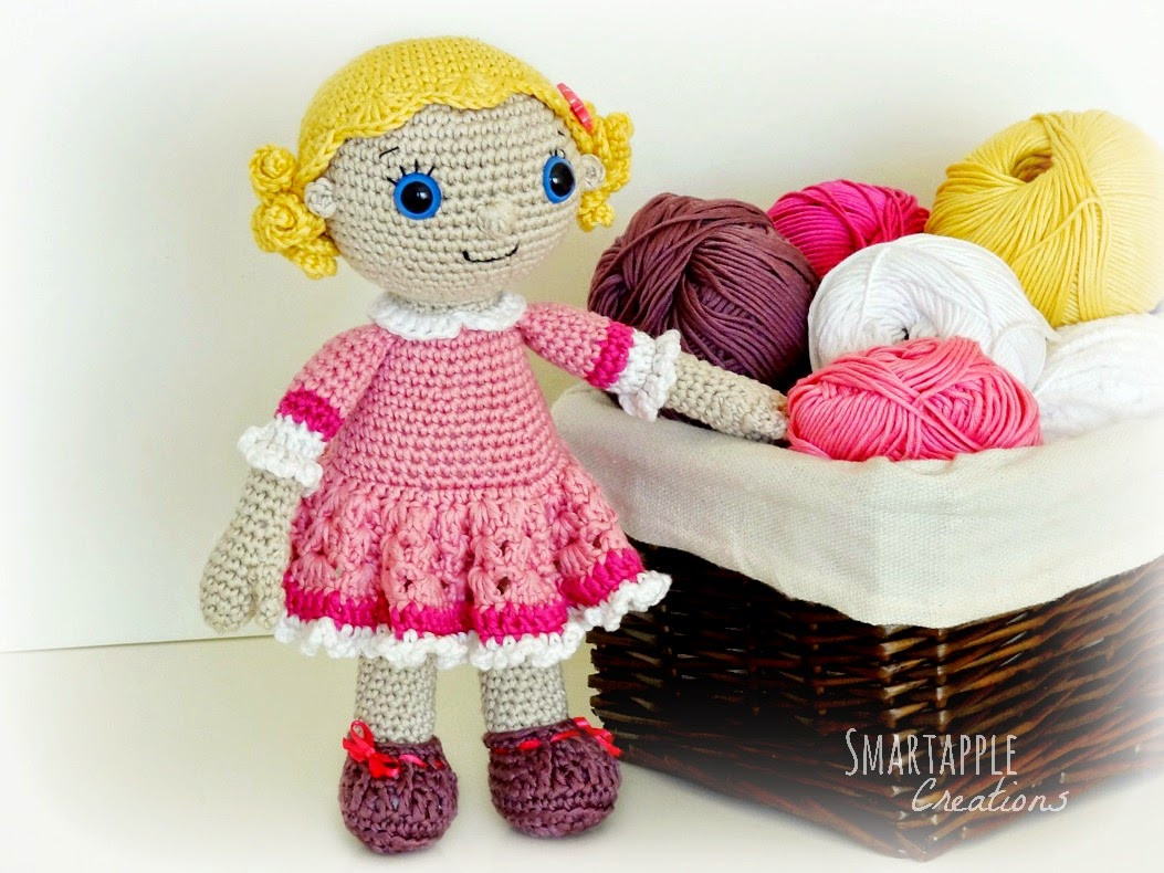 Crochet toy Patterns Awesome Smartapple Creations Amigurumi and Crochet Amigurumi Of Perfect 45 Pics Crochet toy Patterns