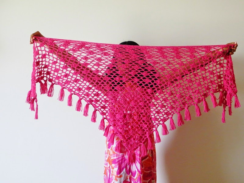 Crochet Triangle Shawl Luxury Crochet Dreamz Tyra Triangle Shawl Free Crochet Pattern Of Brilliant 46 Pictures Crochet Triangle Shawl