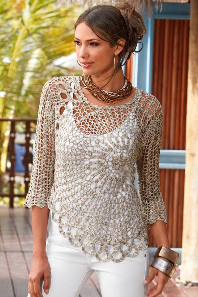 crochet lace beauty dress for girl crafts ideas crafts