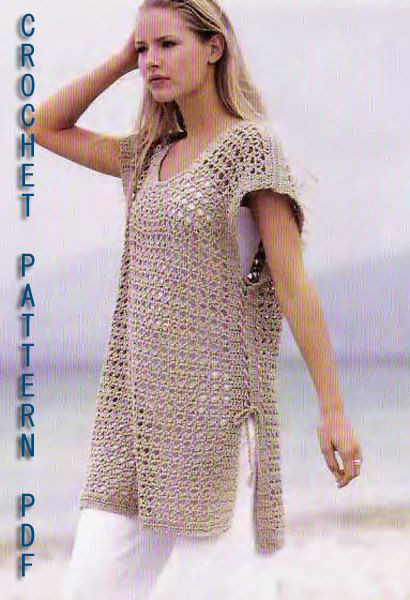 Crochet Tunic Lovely 1000 Images About Tabards Range Of Looks On Pinterest Of Beautiful 49 Images Crochet Tunic