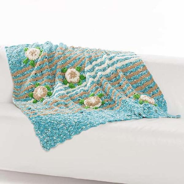 Premier Sea Turtle Blanket Free Download – Premier Yarns