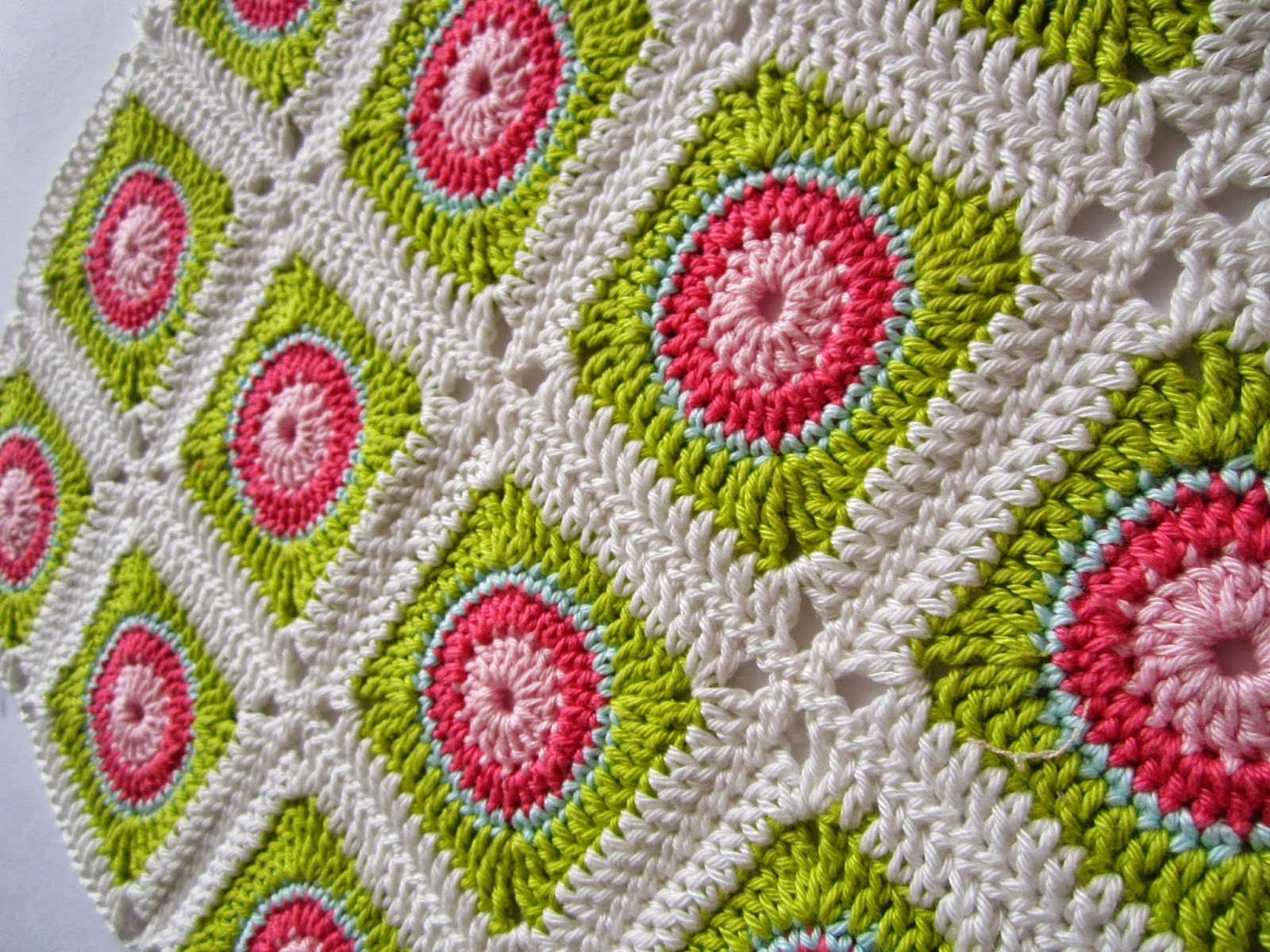Crochet Tutorial Elegant Color N Cream Crochet and Dream Circle In Square Tutorial I Of Wonderful 48 Ideas Crochet Tutorial