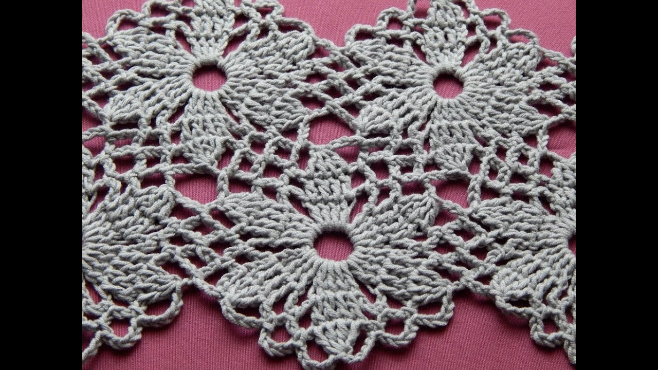 Crochet Tutorial Elegant Сrochet Flower Motif Crochet Shawl Tutorial Part 1 Of Wonderful 48 Ideas Crochet Tutorial