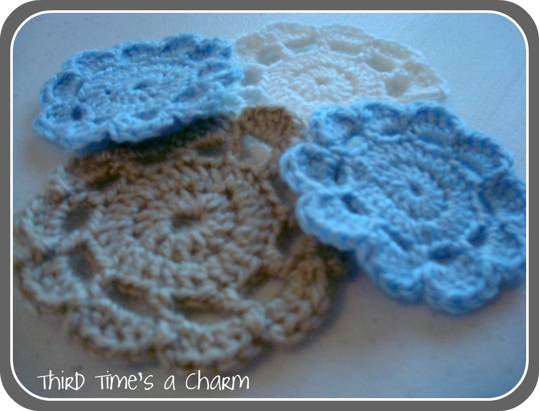 Crochet Tutorial New Third Time S A Charm Tutorial Crochet Flowers Of Wonderful 48 Ideas Crochet Tutorial
