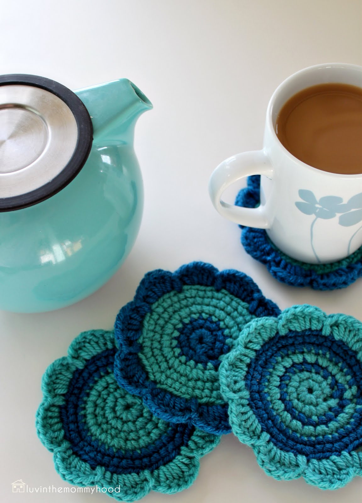 Crochet Tutorial Unique Versus Jardain Crochet Coaster Tutorial with Guest Of Wonderful 48 Ideas Crochet Tutorial