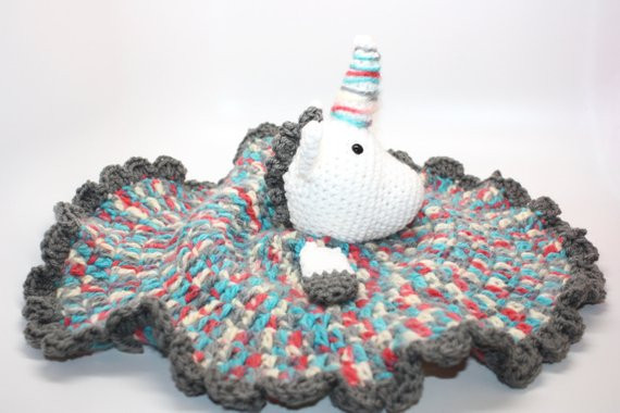 Crochet Unicorn Blanket Awesome Items Similar to Crochet Unicorn Blanket Handmade Of Charming 44 Ideas Crochet Unicorn Blanket