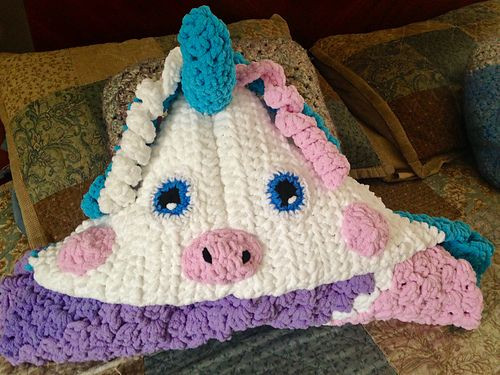 Crochet Unicorn Blanket Beautiful Crochet Unicorn Blanket 22 Mybabydoo Of Charming 44 Ideas Crochet Unicorn Blanket