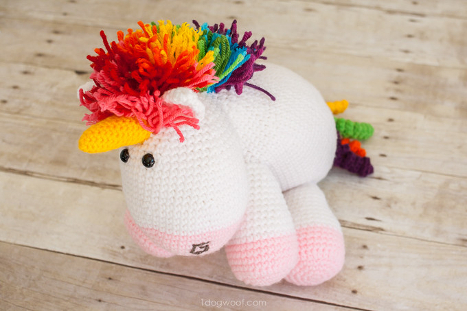 Crochet Unicorn Elegant Free Crochet Pattern for Unicorn Dancox for Of Charming 42 Pics Crochet Unicorn
