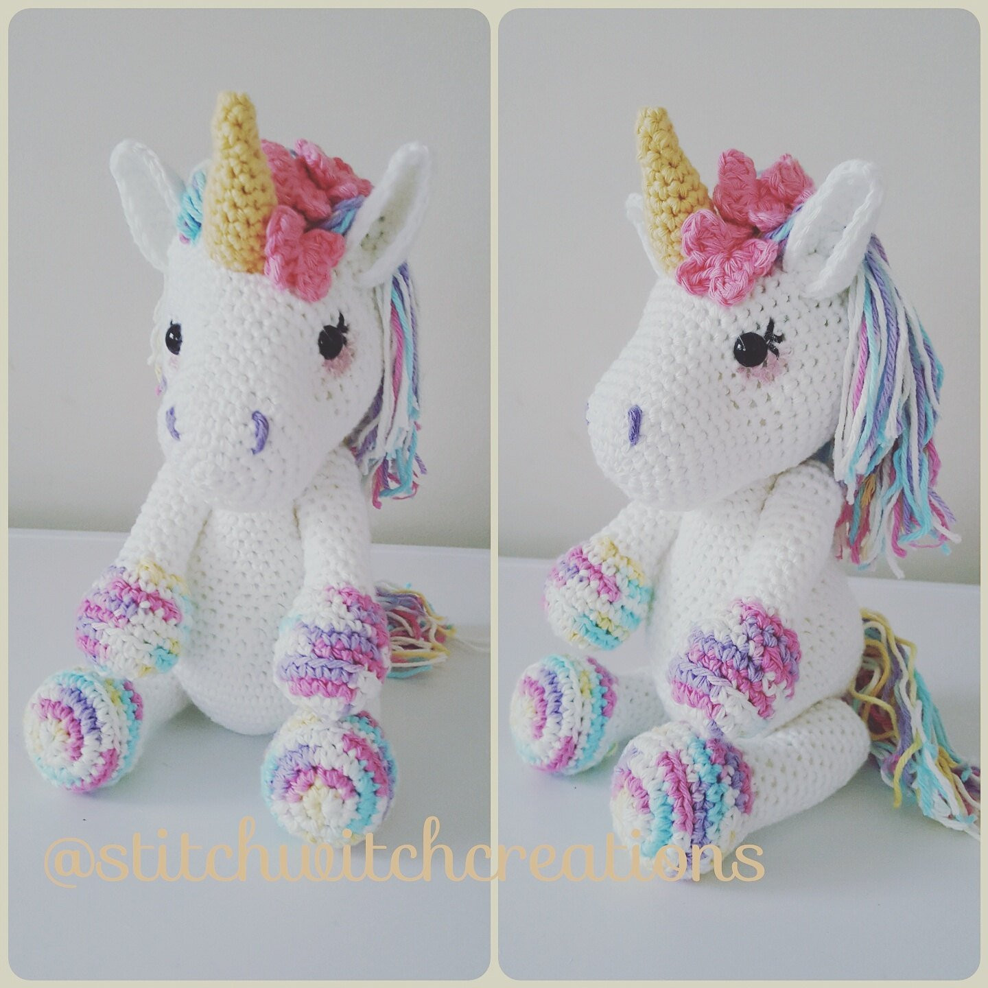 Crochet Unicorn Fresh Lavender Unicorn Crochet Pattern Amigurumi Pdf Instant Of Charming 42 Pics Crochet Unicorn