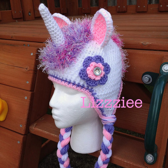 Crochet Unicorn Hat Awesome Unicorn Hat Crochet Pattern Pdf Instructions for Beanie Of Delightful 44 Images Crochet Unicorn Hat