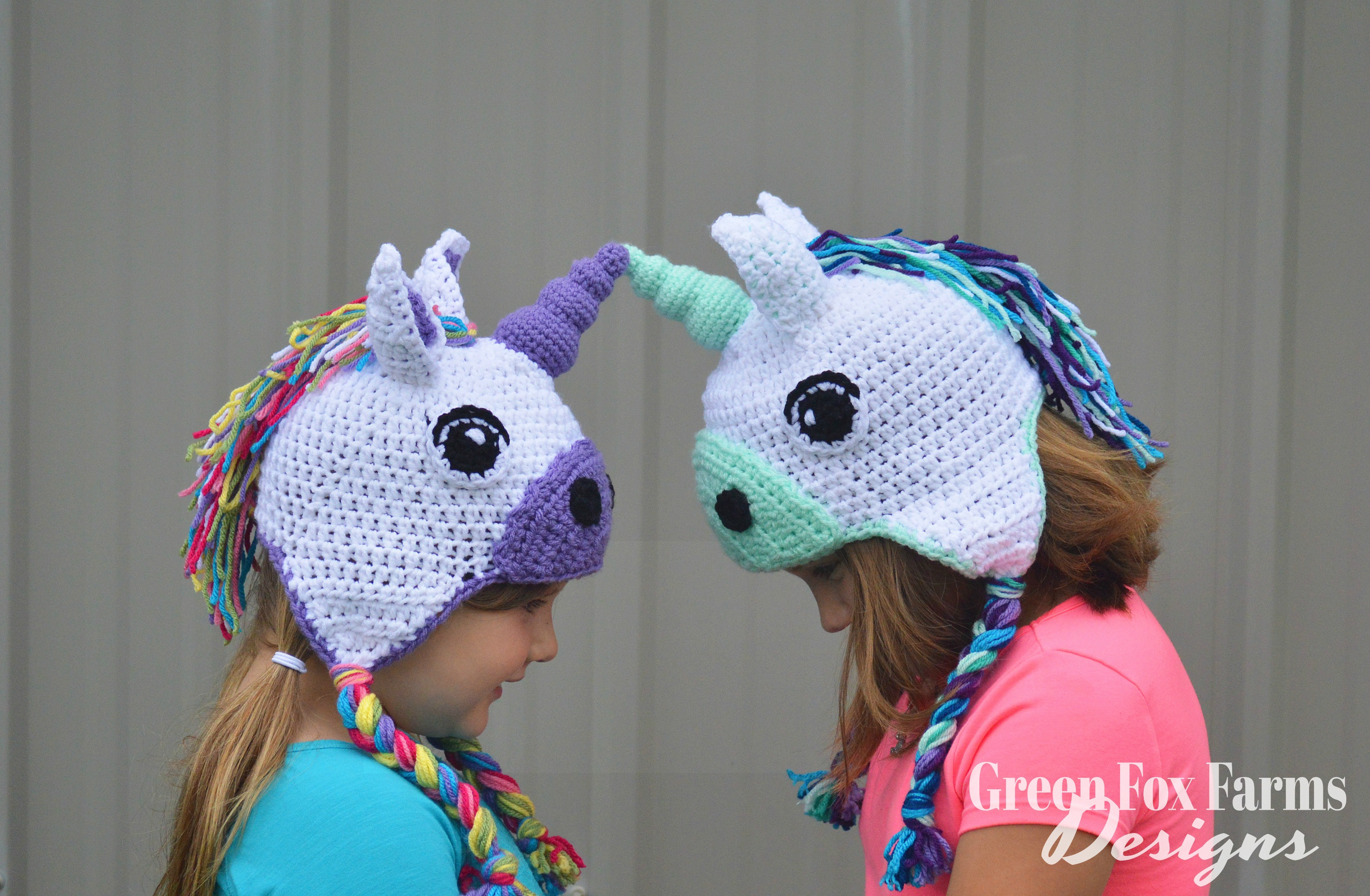 Crochet Unicorn Hat Awesome Unicorn Hat Pattern 9 Etsy • Green Fox Farms Designs Of Delightful 44 Images Crochet Unicorn Hat