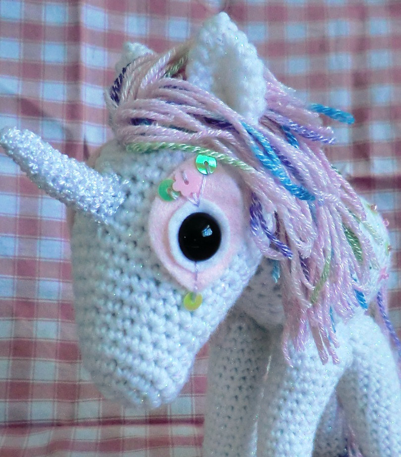 Crochet Unicorn Inspirational Amigurumi Barmy Sparkly Unicorn Of Charming 42 Pics Crochet Unicorn