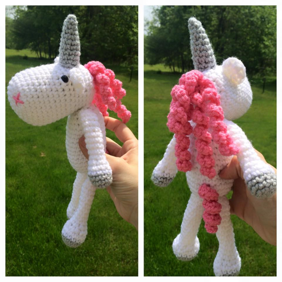 Crochet Unicorn Inspirational Free Crochet Unicorn Pattern Of Charming 42 Pics Crochet Unicorn