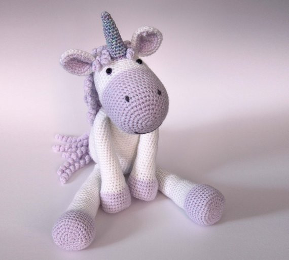 Crochet Unicorn Lovely Calista the Unicorn Crochet Pattern Pdf Of Charming 42 Pics Crochet Unicorn