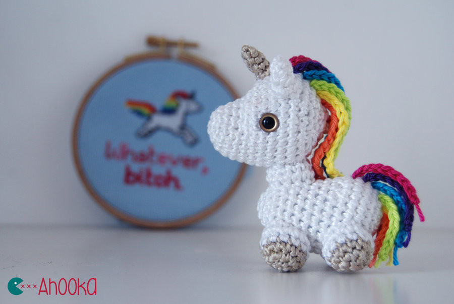 Crochet Unicorn Lovely Tiny Unicorn Crochet Amigurumi Free Pattern by Of Charming 42 Pics Crochet Unicorn