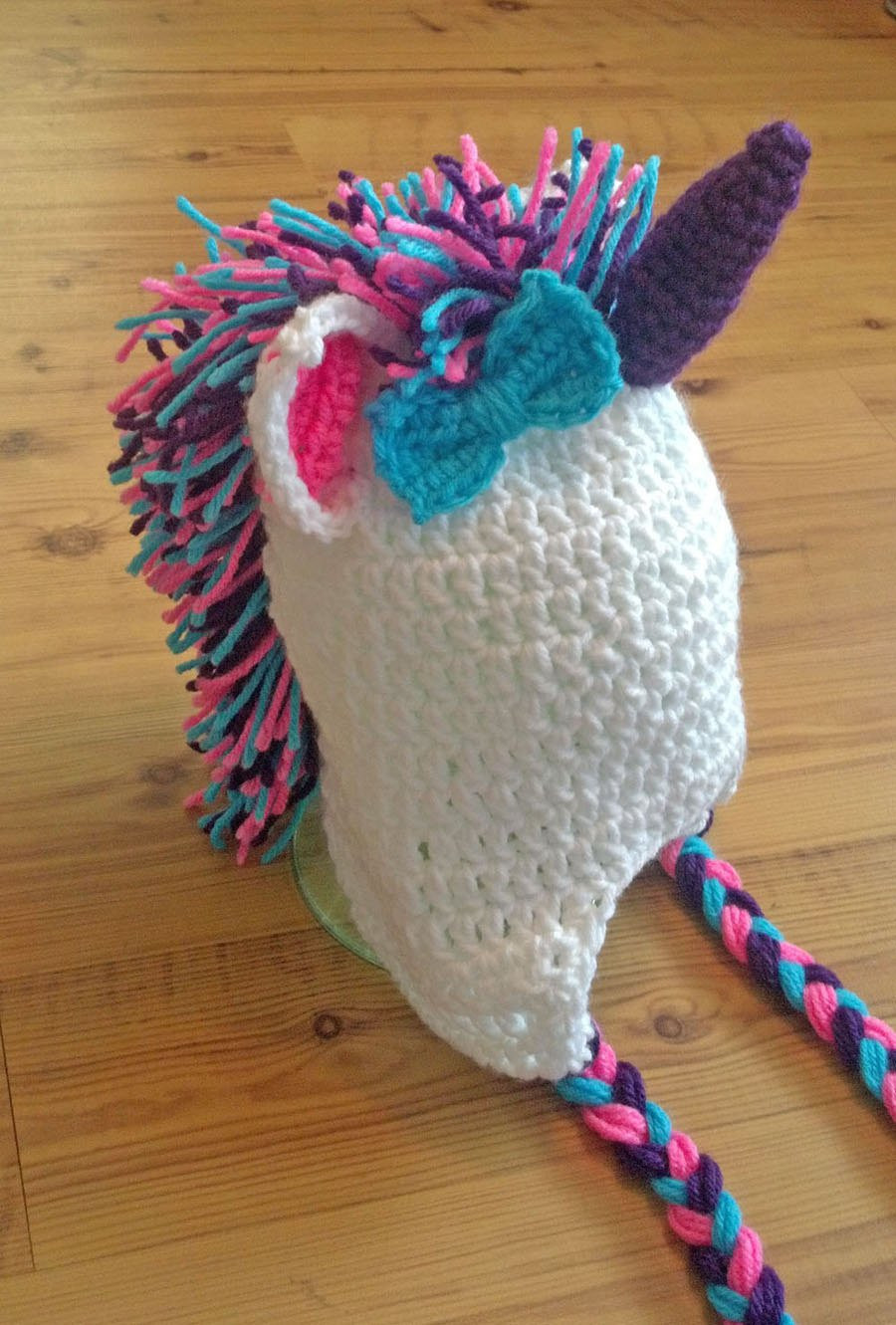 Crochet Unicorn Luxury Crochet Unicorn Hat Custom Made All Sizes Of Charming 42 Pics Crochet Unicorn