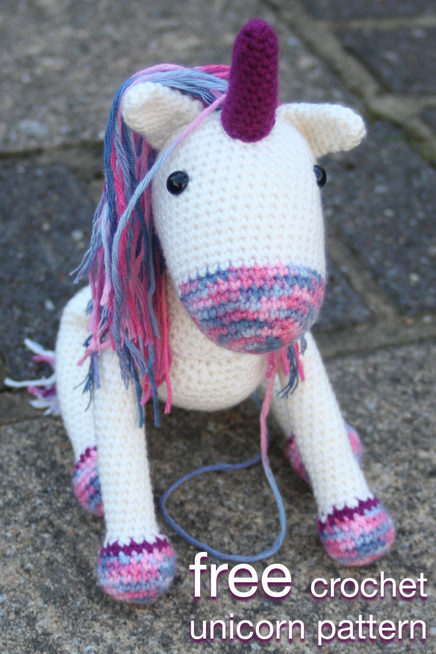 Crochet Unicorn Luxury Crochet Unicorn Pattern Bright & Colorful with Easy Of Charming 42 Pics Crochet Unicorn