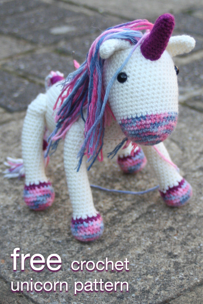 Crochet Unicorn New Crochet Unicorn Pattern Bright & Colorful with Easy Of Charming 42 Pics Crochet Unicorn